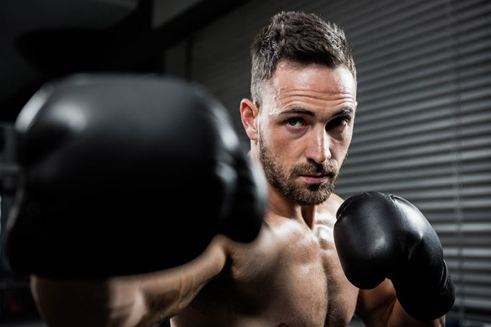 Cours de boxe pour adultes